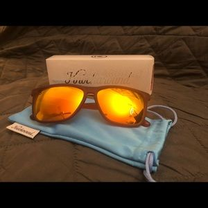 Knockaround Frosted Rubber/Sunset Fast Lanes